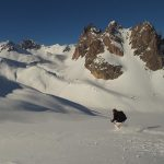 A selection of images from this relaxed ski touring venue near Briançon