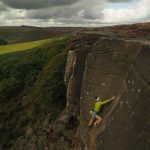 At heart I'm a British rock climber. More specifically, a Peak District grit climber. Here's a few images showing God's own rock at its finest