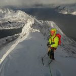 Shots from climbing trips in March 2017 and 2018 to Senja, the largest island in Norway and home to some of the wildest winter climbing on the planet