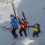 Viva la bella Italia. A 6 day circuit of the Gran Paradiso on skis