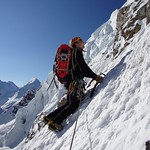A selection of classic snow, ice and mixed routes in the Alps