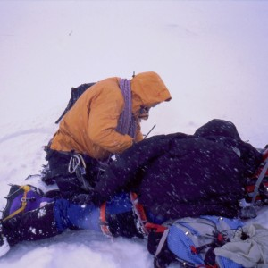 Winner of the Denali Pro Award for 2 rescues high on the mountain